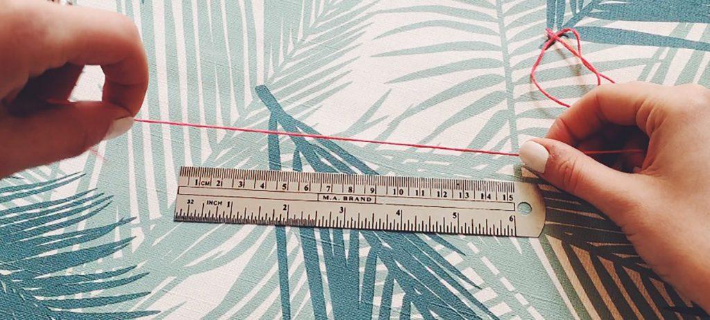 diy : mesurer le fil