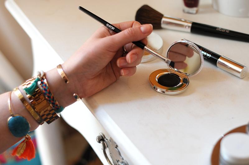 Complice beauté Camille Albane - découverte produits de maquillage et coiffure