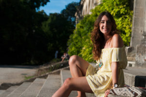 DIY : coudre une robe off-shoulders