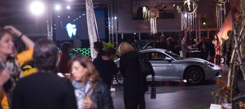 Atelier Porsche Bordeaux