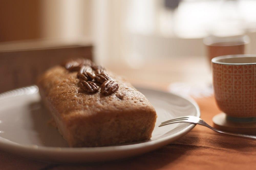 recette cake noix de pécan