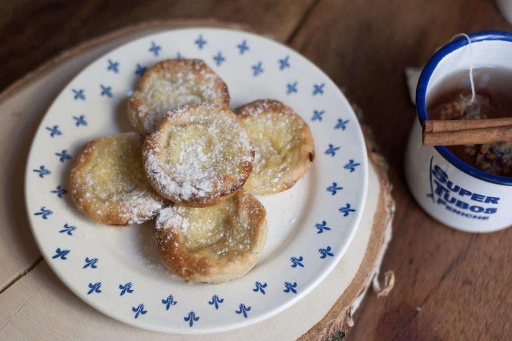 recette pasteis de nata