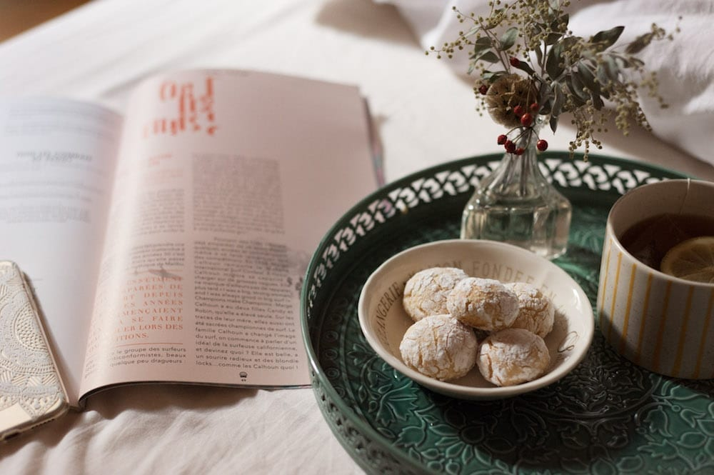 biscuits croquants citron