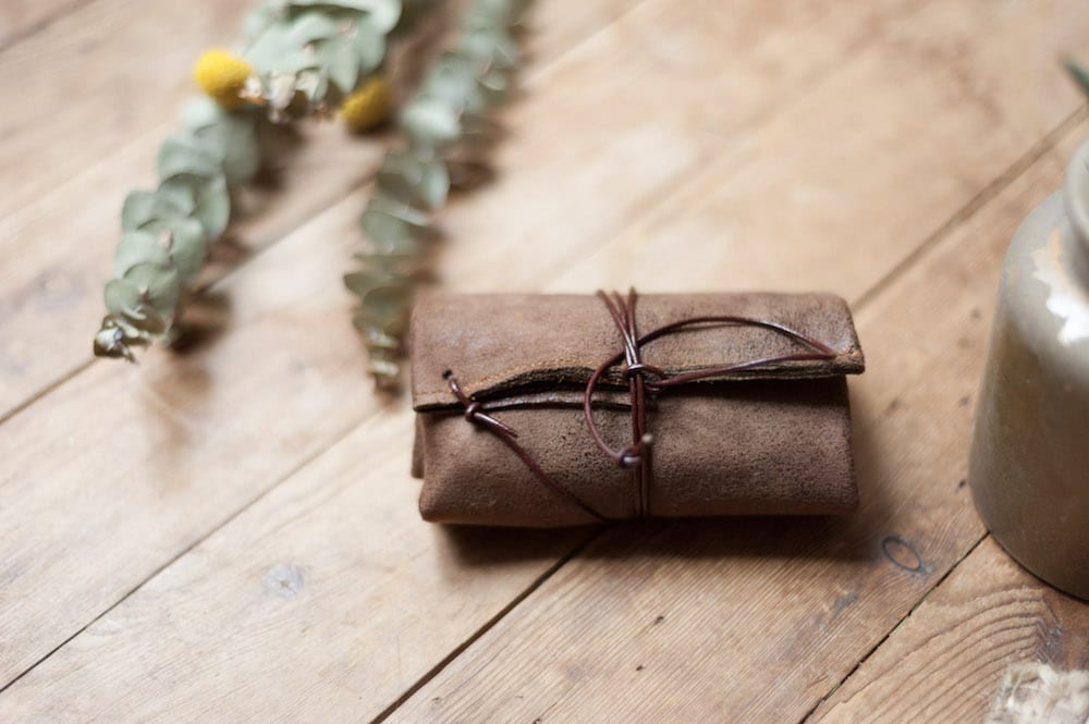 DIY étuis à montres : idée cadeau St Valentin