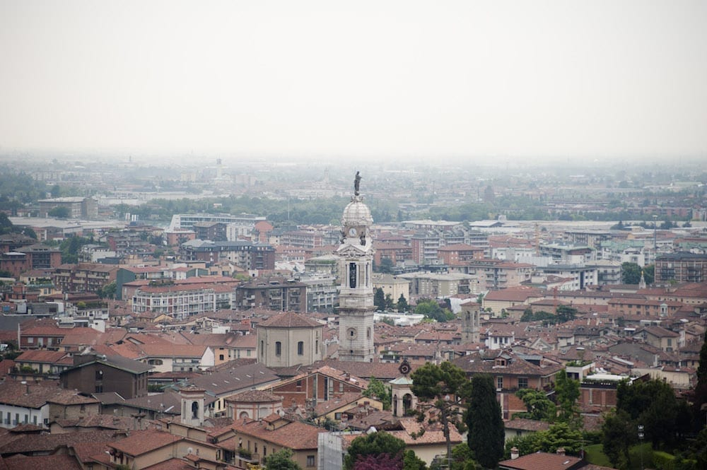Bergamo Lombardie Italia