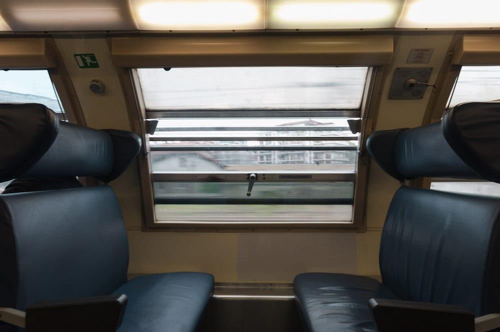 Train Milano-Bergamo