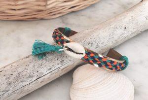 DIY : bracelet jonc Miuky