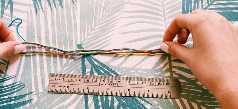 diy : doubler le fil