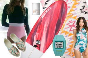 Surf : wishlist été 2016