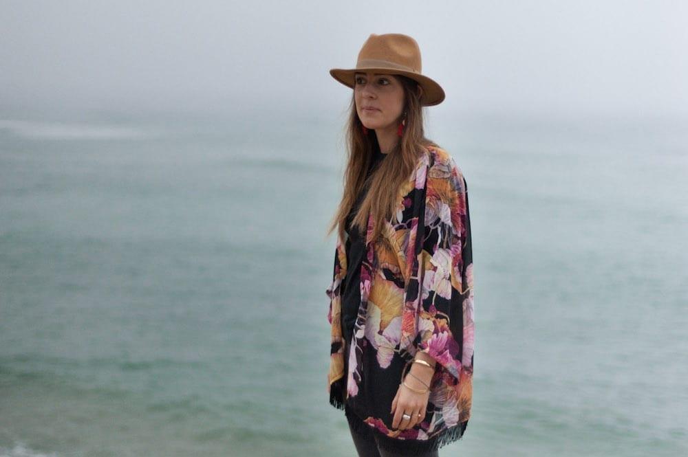 DIY couture : coudre un kimono à franges