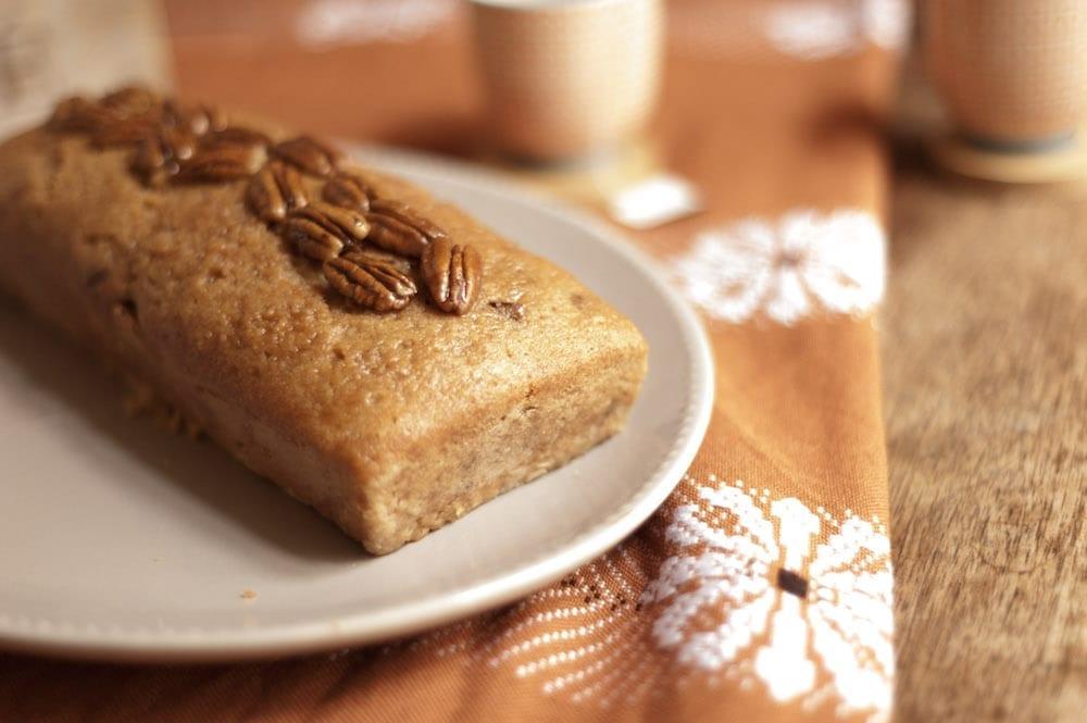Recette Cake Sirop D Erable
