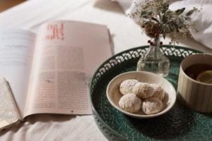 Recette : biscuits croquants au citron