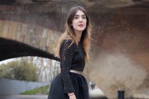 Couture : coudre une jupe tutu en tulle
