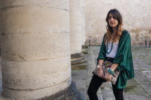 Couture : comment coudre un kimono en velours
