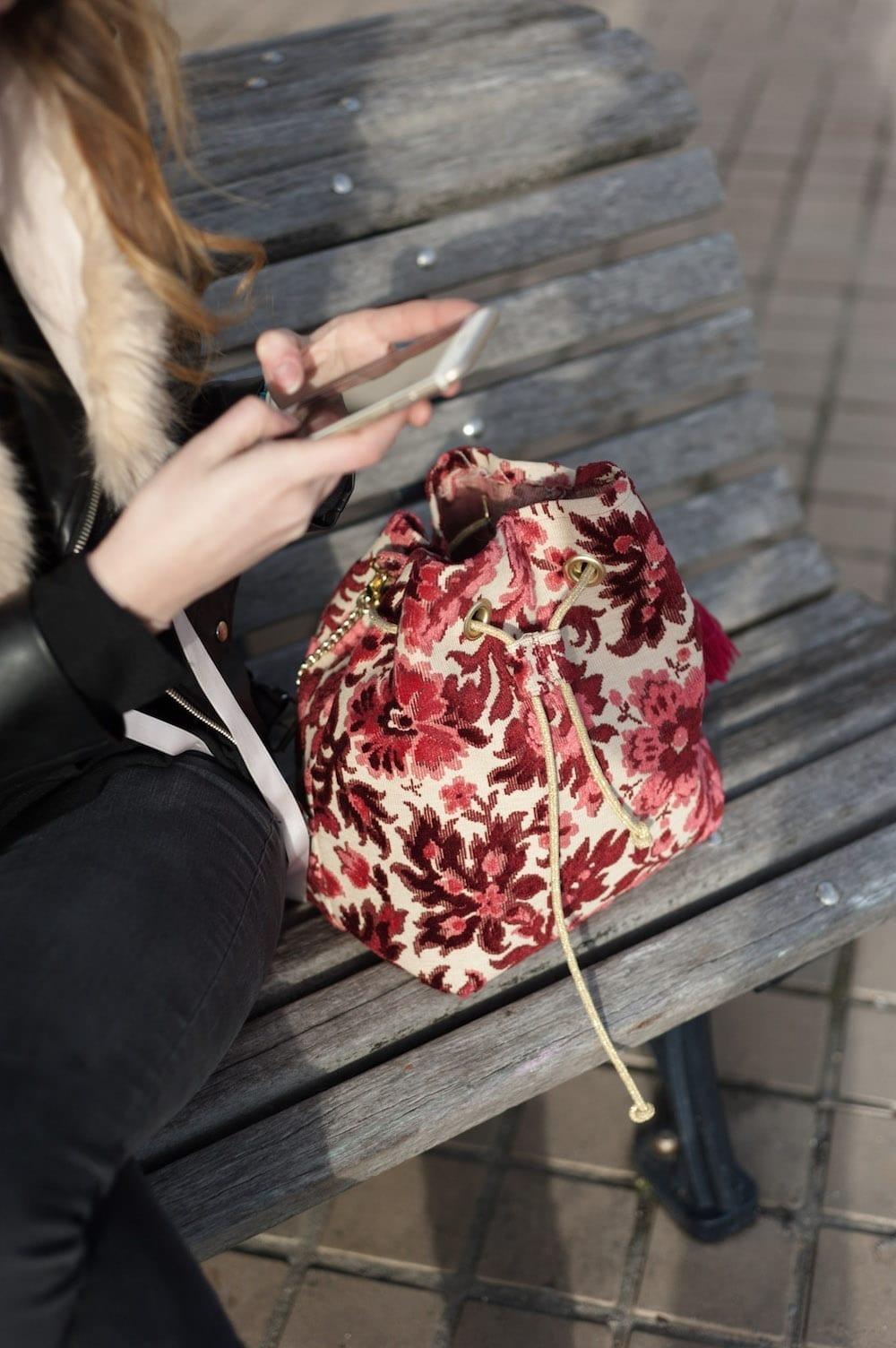 coudre un sac seau