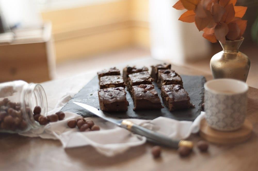recette gâteau chocolat façon brownie