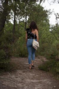 DIY : coudre une pochette bohème pour l'été