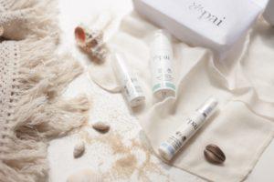 Une peau purifiée avec le Kit de voyage Perfect Balance de Paï