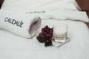 Découverte de la boutique spa Caudalie à Bordeaux