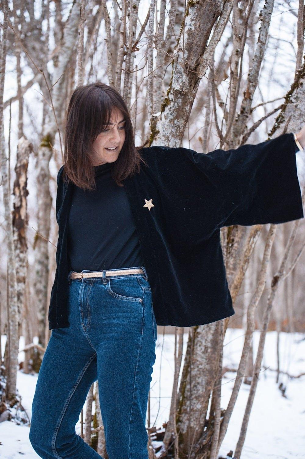 kimono Estrela