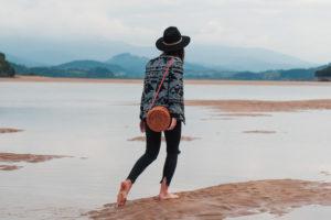 Couture : veste ethnique en lainage
