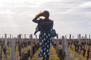 Couture : jupe midi plissée à fleurs