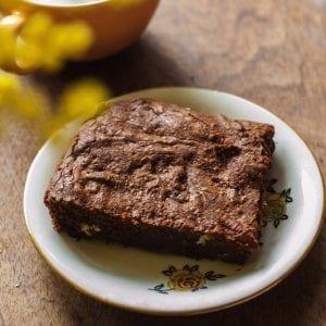 Brownie moelleux aux noix de pécan