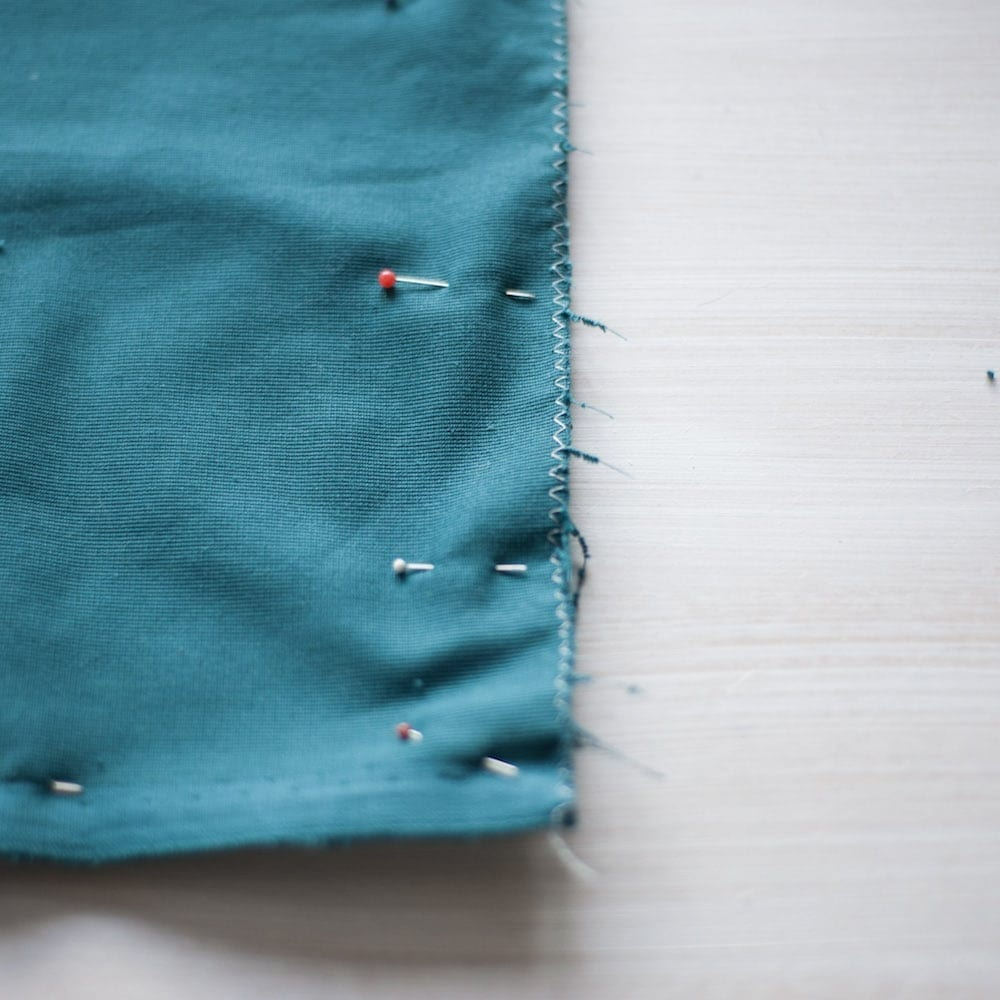Couture Faire Des Housses De Coussins couture : housse de coussin carrée en velours pour le salon