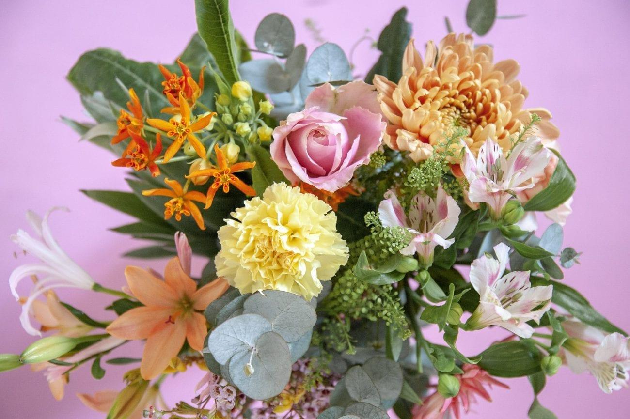 Bouquet de fleurs Pampa Paris - Livraison dans toute la France