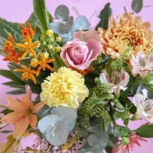 Coup de coeur pour Pampa Paris, des bouquets de fleurs livrés partout en France