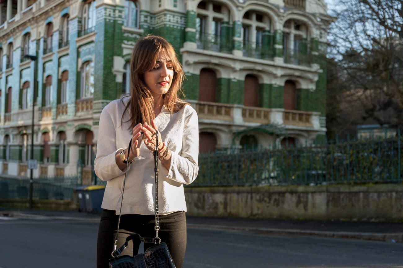 Coudre la blouse Léonie - Artesane et Modes & Travaux