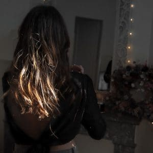 Des cheveux wavy pour l'automne
