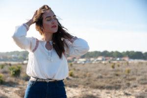 Coudre la blouse Petites Choses de l'Atelier Scämmit