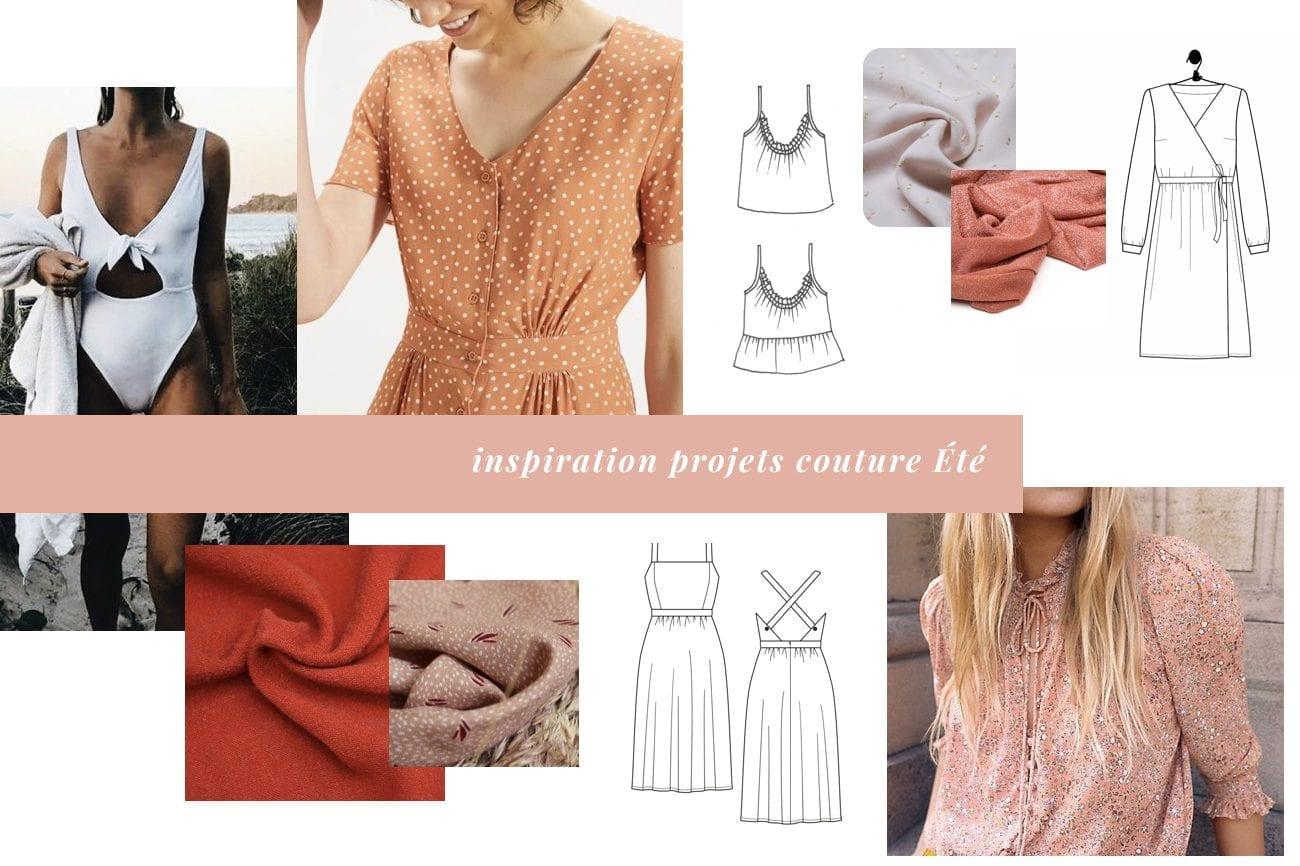 Inspirations projets couture pour l'été 2019