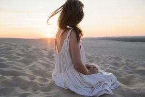 Coudre le top Mésange de Delphine & Morissette version robe