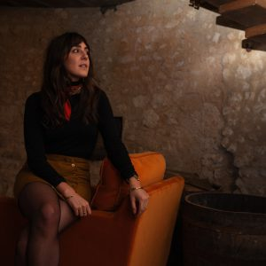 """Coudre la jupe Charlotte de Slow Sunday du livre """"Jupes"""""""