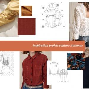 15 inspirations projets couture pour l'automne 2019