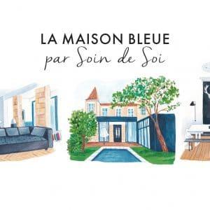 Ateliers couture sacs à vrac, blouse Iris et sac à dos enfant - Maison Bleue Soin de Soi