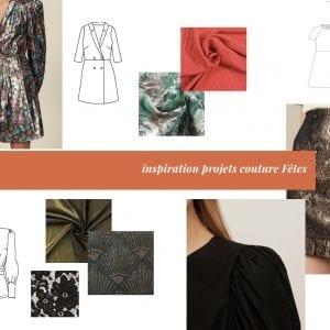 10 idées de projets couture pour les fêtes de fin d'année
