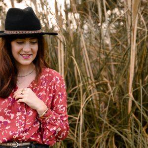 Coudre la blouse Wendy de Sophie Denys