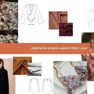 15 inspirations projets couture pour l'hiver 2020