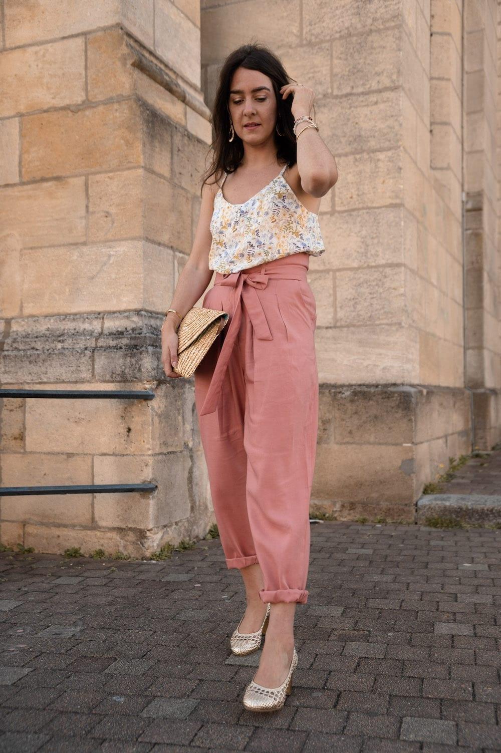 Pantalon Vitkor de Lenaline Patterns