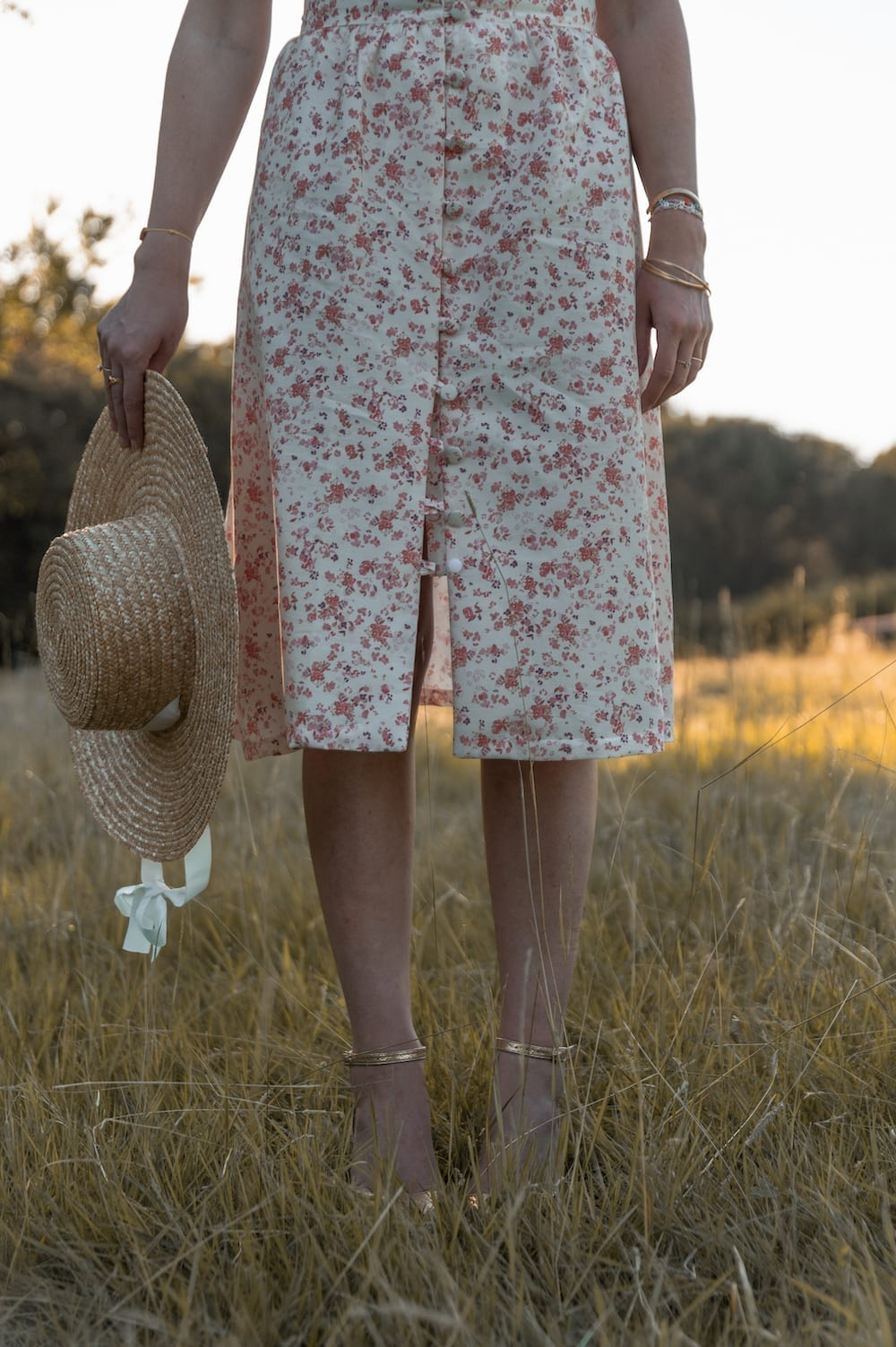 Coudre la robe Canopée de Mimoi Patterns