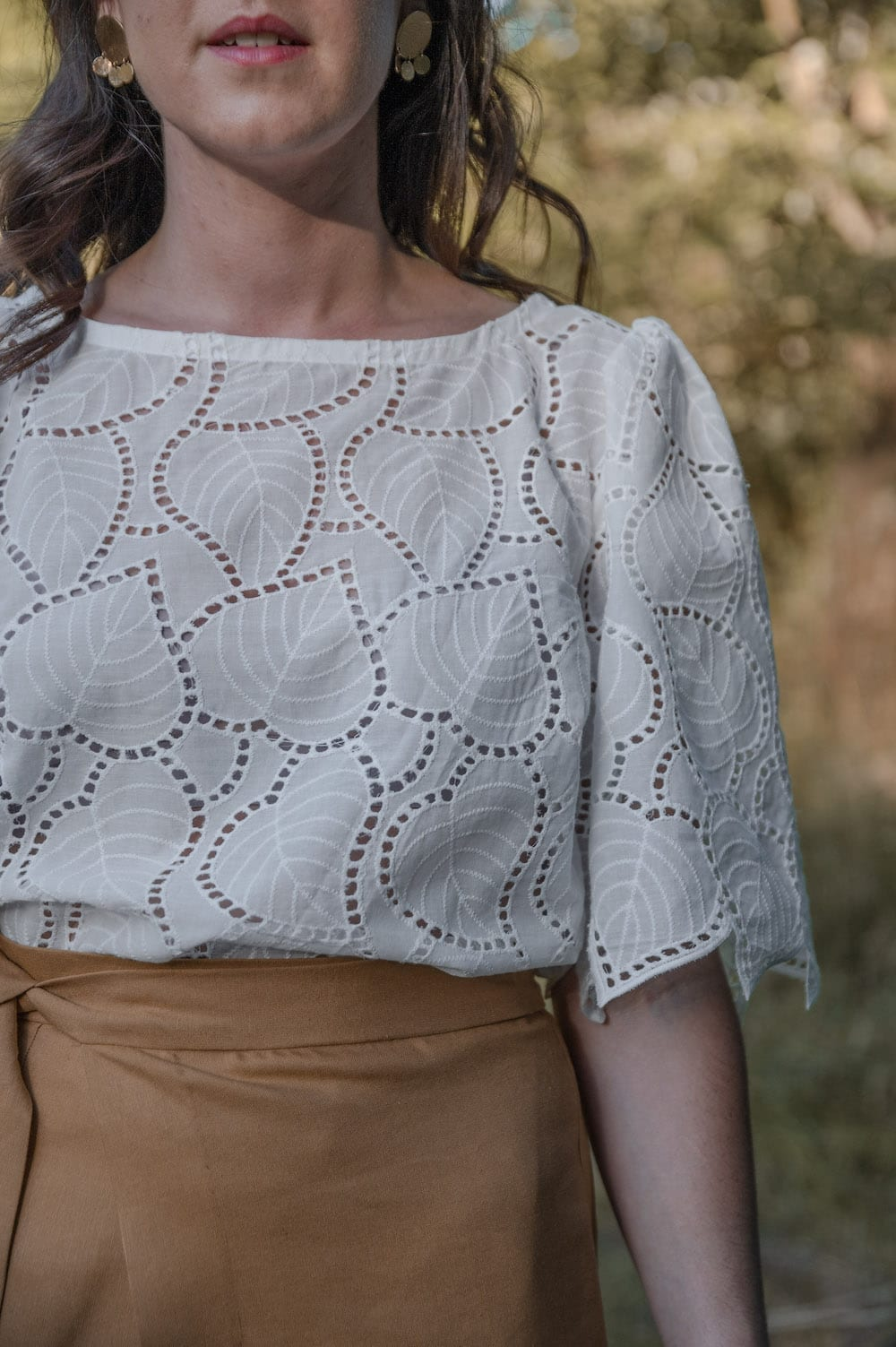 Ermine de Coralie Bijasson et Katya de Lenaline Patterns