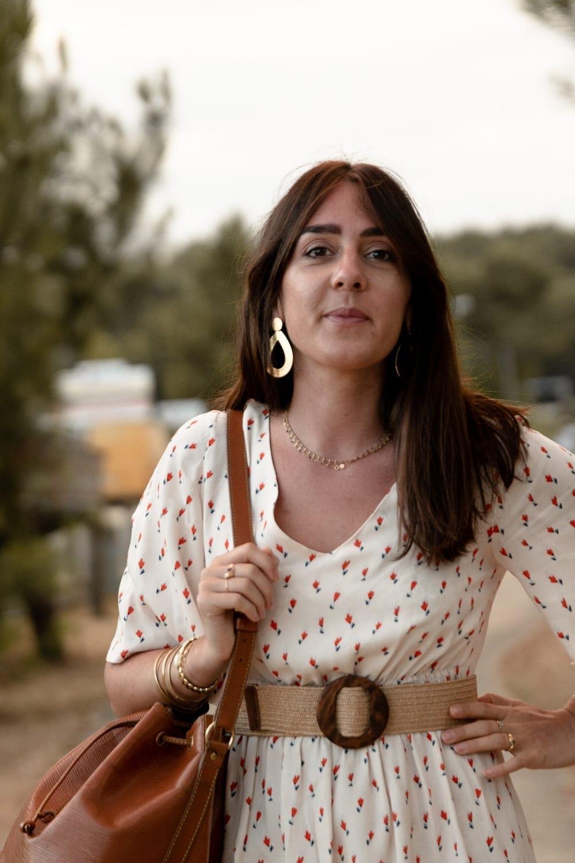 Coudre la robe Guapa d'Anne Kerdilès