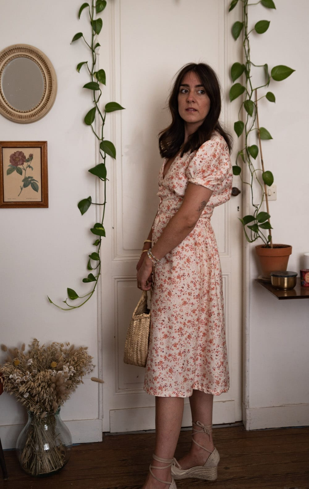 Look 7 : Robe Canopée de Mimoi Patterns