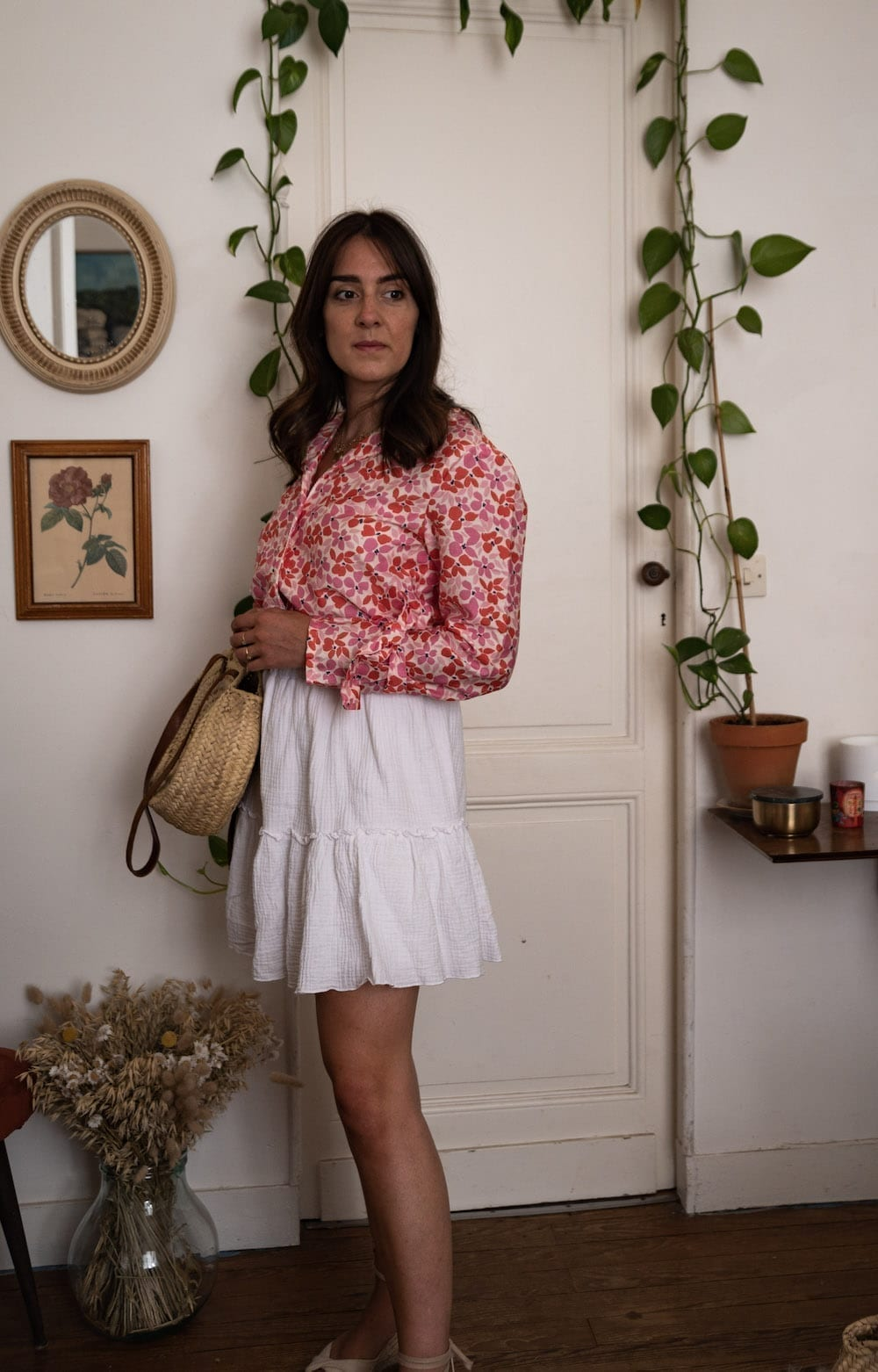 Look 9 : Chemise Pierrot de Make My Lemonade