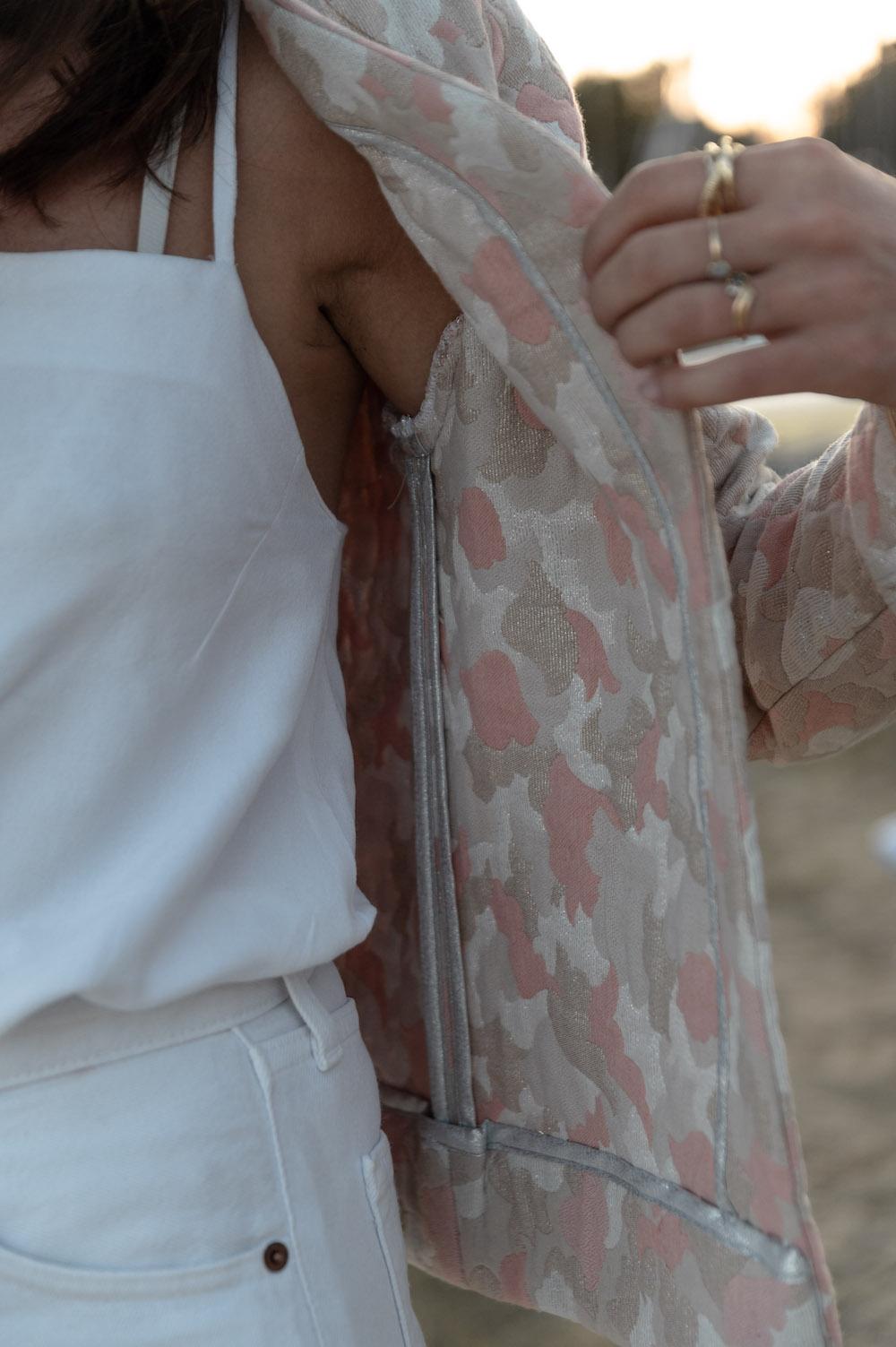 Coudre la veste Deauville d'Anne Kerdilès