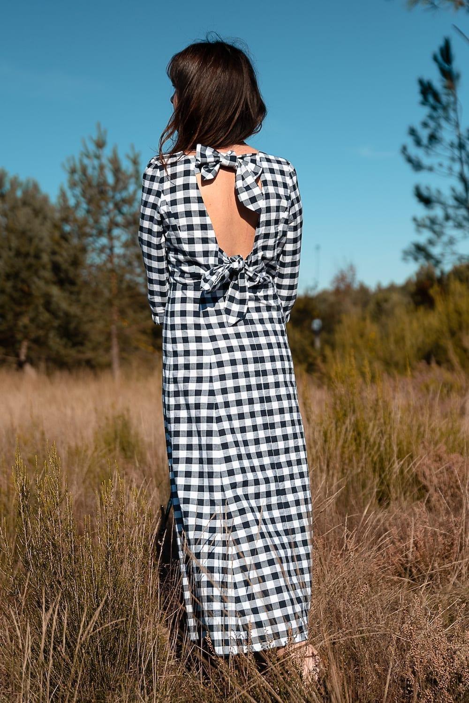Coudre la robe Envie d'Atelier Maelstorm