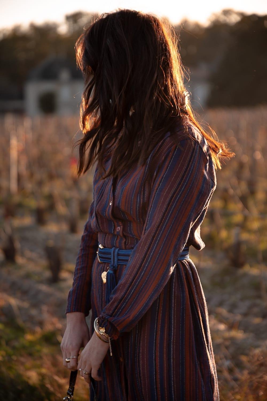 Coudre la robe Croisette de Cousette